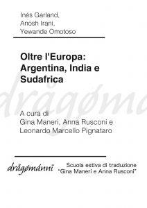Copertina di Oltre l'Europa: Argentina, India e Sudafrica